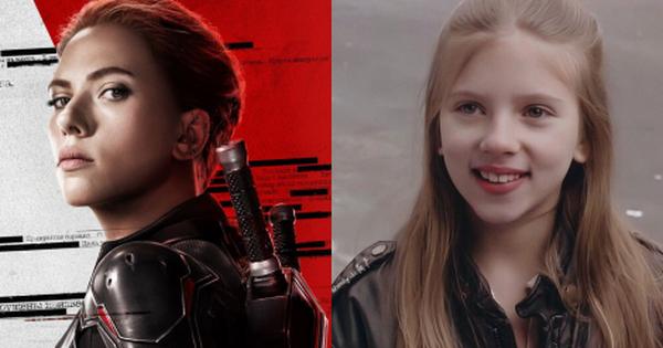 Nhìn ''Black Widow'' Scarlett Johansson ''hồi teen'' ai cũng ngạc nhiên với nhan sắc ''0 tuổi'' xinh xuất sắc!