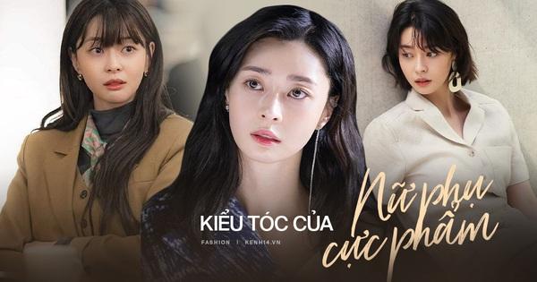 """Soo Ah của """"Itaewon Class"""": Trong phim để mái thưa trẻ xinh, ngoài đời còn có nhiều kiểu tóc khí chất hơn nhiều"""
