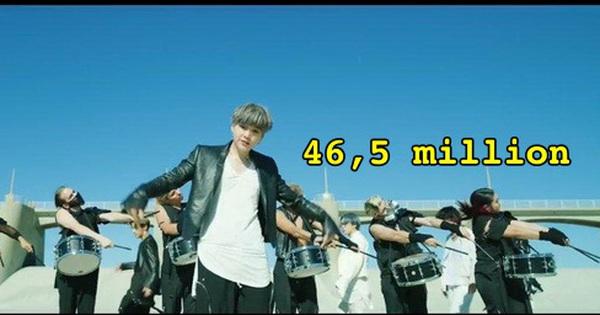 Với 46,5 triệu lượt xem ngày đầu của ''ON'': BTS ''thụt lùi'' so với chính mình năm 2019 nhưng vẫn lọt Top 5 trong lịch sử YouTube