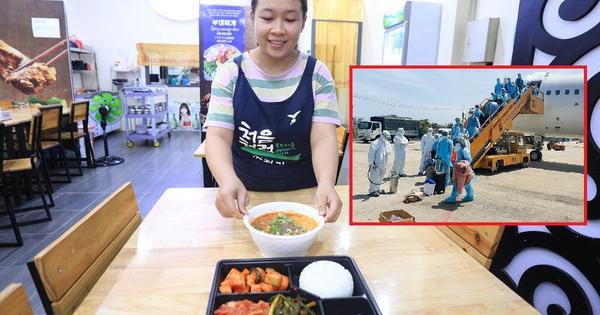 Vụ đoàn khách Hàn Quốc chê ''ăn uống tồi tệ'' khi cách ly ở Đà Nẵng: Nhà hàng nấu 22 suất cơm nói gì?