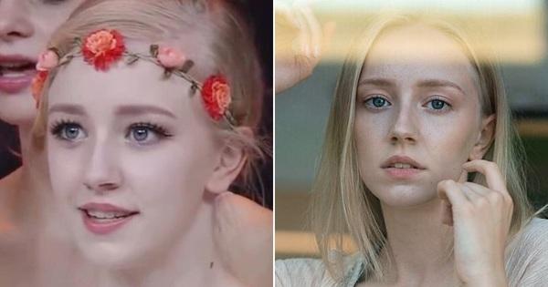 ''Thiên thần Đan Mạch'' năm nào nay đã trưởng thành, vẫn xinh đẹp nhưng không còn ''tiên khí'' như xưa