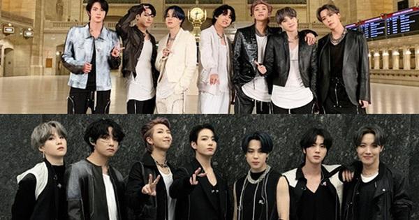"""Diễn bài comeback, BTS gây choáng với sân khấu Hàn đẹp lung linh nhưng lại """"mất điểm"""" khi thiếu chi tiết ''killing part'' so với sân khấu Mỹ"""