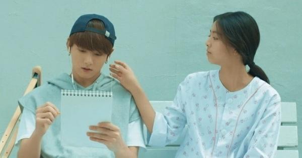 Yuna (ITZY) tiết lộ lý do bị cắt thoại khi đóng chung phim ngắn với Jungkook (BTS)