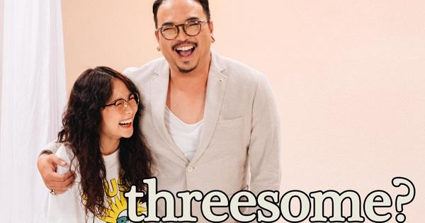 Cặp đôi song tính Lê Na - Hakoota Dũng Hà cởi mở về quan hệ tay ba trên show hẹn hò