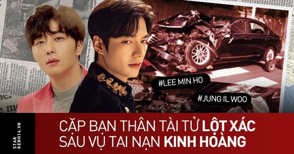 Tai nạn kinh hoàng khiến cặp bạn thân Lee Min Ho - Jung Il Woo nằm viện 7 tháng và bước ngoặt bất ngờ sau khi thoát chết