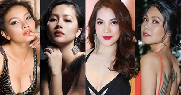 4 nữ hoàng cảnh nóng nức tiếng một thời của phim Việt: Ai cũng cởi bạo nhưng đều vì nghệ thuật