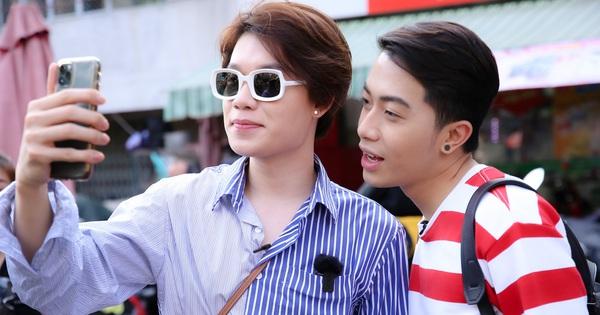 """Tự cách ly vì """"Cô Vy"""", Duy Khánh vẫn được """"chồng yêu"""" Cris Phan tiếp tế thức ăn tận cửa"""