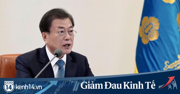 Hàn Quốc phát tiền cho 14 triệu hộ gia đình vì COVID-19