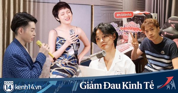 Những sân khấu live chưa từng có của Vpop giữa mùa dịch: Mở liveshow tại gia, diện trang phục ''bình dân'', livestream bất chấp âm thanh... ''tậm tịt''