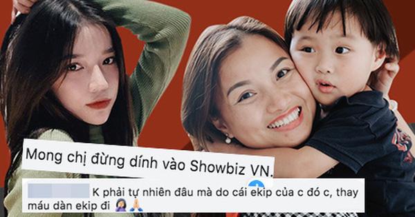 """Netizen """"khủng bố"""" fanpage của Quỳnh Trần JP, yêu cầu đổi ekip vì lùm xùm với Lyly và Châu Đăng Khoa"""