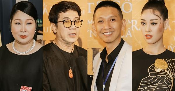 Đạo diễn PHƯỢNG KHẤU khẳng định phim khác hẳn Diên Hi Công Lược, NSND Hồng Vân tiết lộ đã suýt bỏ vai