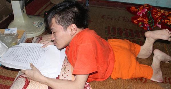 Chàng trai ''xương thủy tinh'' đập lợn tiết kiệm ủng hộ phòng chống Covid-19 gần 14 triệu đồng