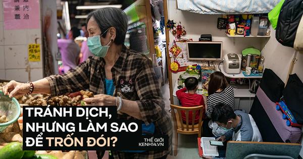 ''Bạn có thể tránh dịch, nhưng sao thoát được cơn đói?'': Chuyện tồn tại của người nghèo châu Á giữa những thành phố bị phong tỏa vì Covid-19