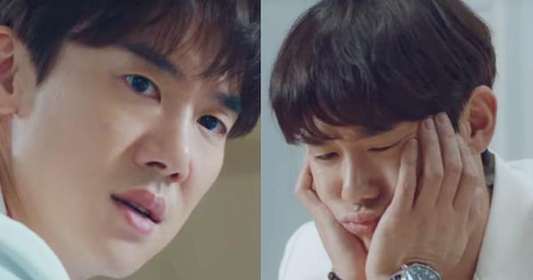 """Điên đảo vì """"nam thần Jung Won"""" làm nũng bạn thân, bồi thêm cơn sôi máu vì ca bệnh bạo hành ở Hospital Playlist tập 4"""