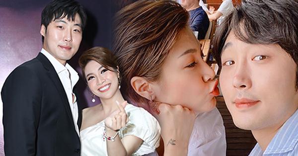 Sau 1 năm hẹn hò cùng bạn trai ngoại quốc, Pha Lê thông báo đã mang thai con đầu lòng ở tuổi 33