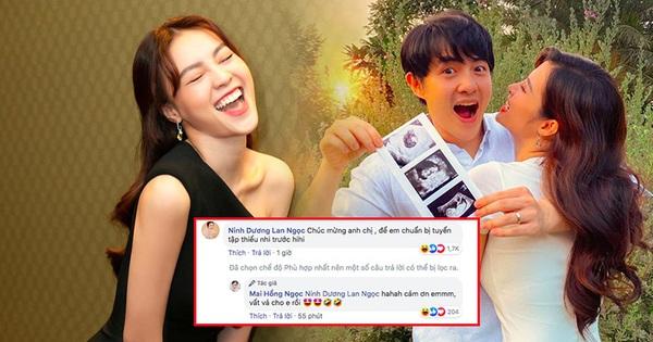 Đông Nhi - Ông Cao Thắng vừa xác nhận tin vui, Ninh Dương Lan Ngọc đã có mặt tuyên bố ''phục vụ văn nghệ'' với... tuyển tập nhạc thiếu nhi