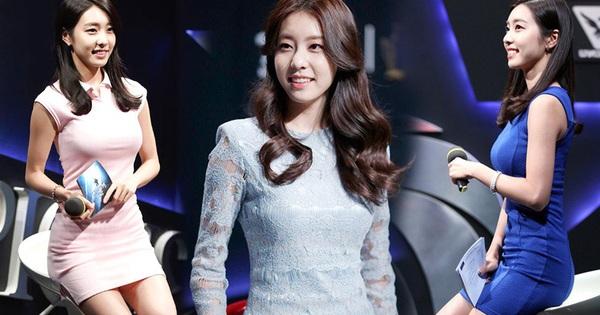 ''Vợ iu'' của So Ji Sub: Xứng danh MC nữ thần của các thể loại váy, đỉnh nhất là diện váy càng đơn giản càng sexy khó cưỡng