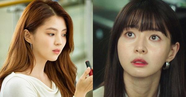 Nữ hoàng môi khô Kwon Nara đã gặp đối: Tiểu tam Thế Giới Hôn Nhân có làn môi khô héo không kém, vậy mà vẫn đi quảng cáo son mới tài