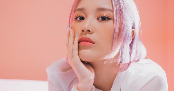 Rũ bỏ hình ảnh tươi sáng, Han Sara nay đã lột xác trưởng thành, cất giọng hát cao vút trong sản phẩm comeback kết hợp cùng RTEE