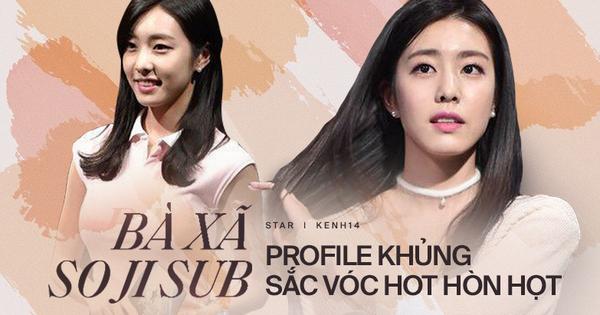 """Nữ thần MC đài SBS """"cướp"""" đi trái tim đại nam thần So Ji Sub: Profile quá khủng, lọt top mỹ nhân vì nhan sắc, body siêu hot"""