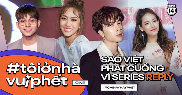 Series Reply 19XX khiến sao Việt phát cuồng: Diệu Nhi một lòng với Park Bo Gum, Nicky cày ''sạch'' cả 3 phần, Jun Phạm thốt lên đúng 3 từ!