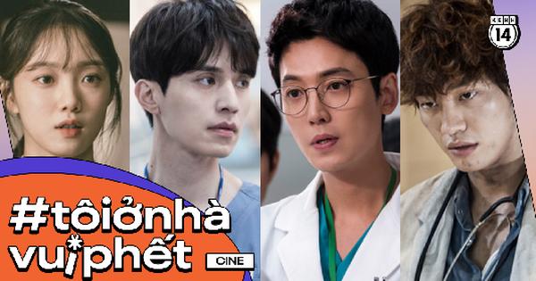 5 siêu phẩm y khoa đất Hàn thấu lòng bác sĩ giữa mùa dịch: Từ Hospital Playlist tới ''bom tấn'' trăm tỉ có đọ lại Người Thầy Y Đức?