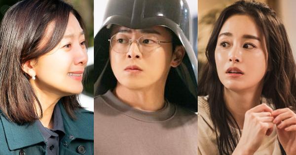 Thế Giới Hôn Nhân vượt mặt Hospital Playlist trong BXH ''con cưng'' xứ Hàn, dàn bác sĩ cũng không đọ lại ''tiểu tam'' Han So Hee?
