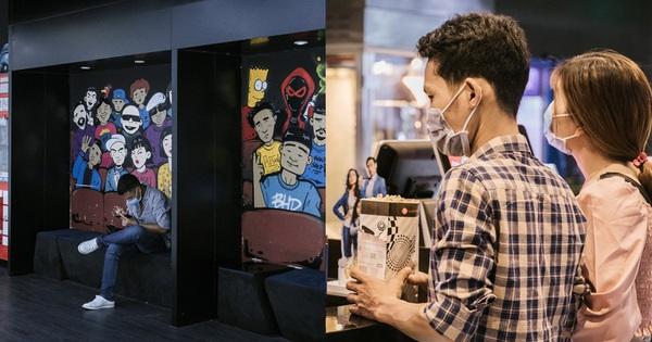 """Rạp chiếu phim Việt cuối tuần trở lại nhịp đón khách chưa đều: Nơi ra vào tấp nập, chỗ """"thưa thớt"""" không ngờ"""