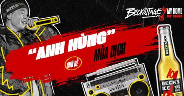 """Rapper Việt chung tay gửi lời cám ơn tới """"anh hùng mùa dịch''"""