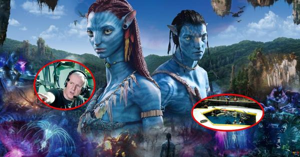 ''Avatar 2'' tiết lộ tổng kinh phí cán mốc tỉ đô, tự hào khoe luôn trường quay dưới nước cực hoành tráng