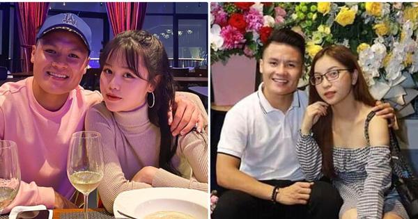 Huỳnh Anh là cô gái thứ 2 sau Nhật Lê được Quang Hải đăng ảnh công khai hẹn hò, còn được bình luận có tướng phu thê