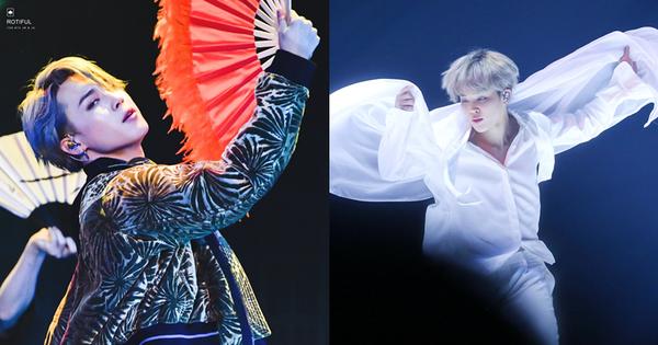 Jimin (BTS) cứ lên sân khấu cuối năm là tạo ra huyền thoại, Knet thán phục đến nỗi coi là ''bậc thầy vũ đạo'' chỉ có thể bị đánh bại bởi chính mình