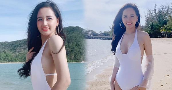 Diện bikini khoe vòng 1 'ná thở', Mai Phương Thuý thổ lộ muốn thi Hoa hậu lần nữa và phản ứng của fan khi nhận tin