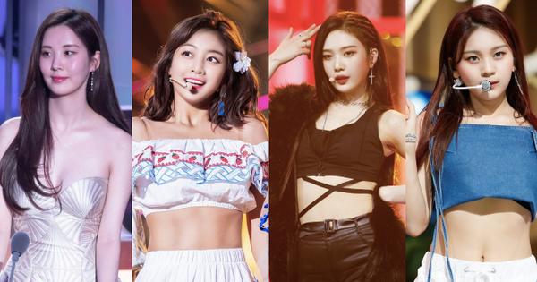 10 màn lột xác đỉnh nhất Kpop của idol nữ: 2 thần tượng bị chê xấu nhất Kpop đổi đời, Suzy - IU thành siêu sao hậu giảm cân