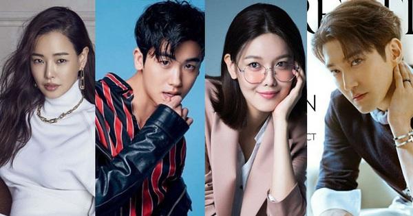 10 diễn viên Kbiz xuất thân trâm anh thế phiệt: Tài tử ''The Heirs'' giàu nứt khố đổ vách, Siwon là hậu duệ vua Hàn Quốc