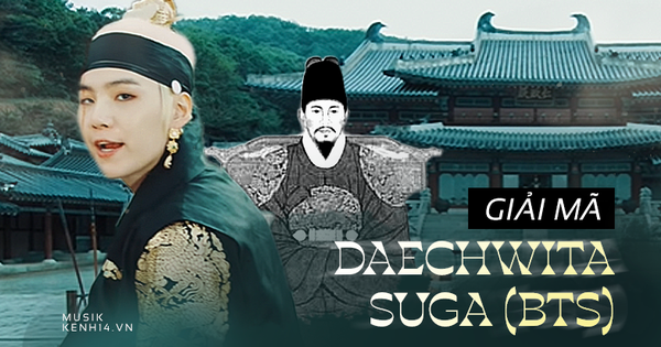 Giải mã MV của SUGA (BTS): Tên ca khúc là một điệu nhạc cổ, câu chuyện về vị Vua tàn bạo khét tiếng cùng rất nhiều biểu tượng văn hoá Hàn Quốc được cài cắm