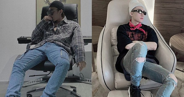 Khoảnh khắc gây lú: Ảnh mới trên Instagram của Soobin Hoàng Sơn nhưng sao ai lại như Sơn Tùng M-TP thế này?