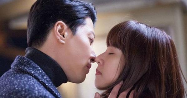 Rà lại mớ cảnh ''mùi mẫn'' của Lee Dong Gun và vợ...