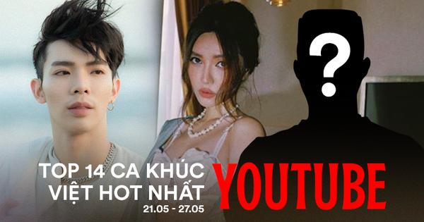 14 ca khúc Việt hot nhất Youtube tuần qua: Bích Phương ''cướp'' ngôi vương của Hòa Minzy, Erik bám trụ vững chắc, riêng Jack chiếm đến 4 vị trí