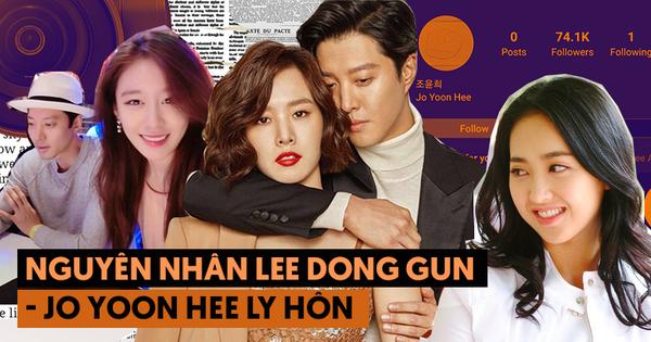 Soi loạt nguyên nhân khiến gã sát gái Lee Dong Gun ly hôn: Liên quan đến Jiyeon (T-ara), chồng thế nào mà làm vợ òa khóc?