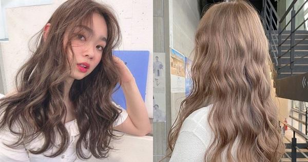 6 màu tóc gái Nhật – Hàn mê như điếu đổ 2020: Có một màu truyền thống ai bắt trend cũng được