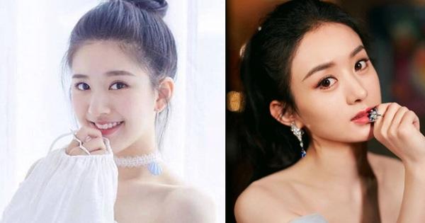 Blogger xứ Trung dự đoán ''Tiểu Song Hye Kyo'' sẽ soán ngôi Triệu Lệ Dĩnh, netizen hậm hực: Ngừng so sánh đi!
