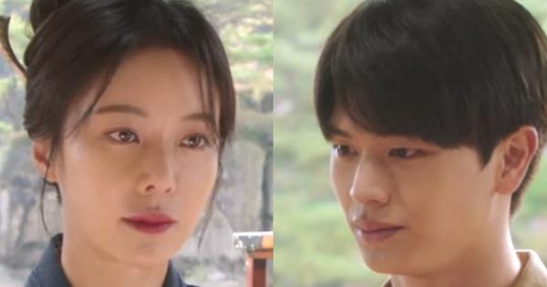 Mystic Pop-up Bar tập 4: Cặp đôi quán nhậu nảy sinh tình cảm, phi công trẻ là người yêu tiền kiếp của Hwang Jung Eum?