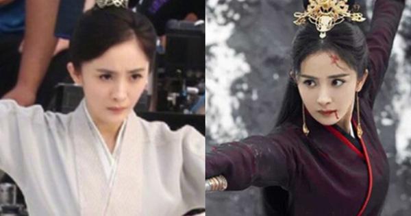Dương Mịch đi đường quyền siêu đỉnh ở hậu trường phim, netizen cà khịa: ''Xem mà tưởng Phù Dao năm nào cơ!''