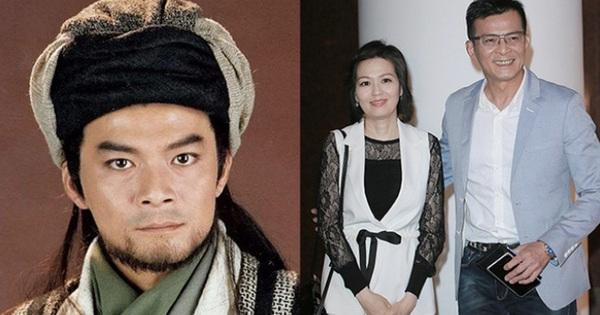 Kiều Phong ''Thiên long bát bộ'': 7 năm ròng rã chạy chữa ung thư cho vợ gây xúc động