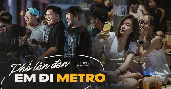 Bản đồ thổ địa ở khu Metro Sài Gòn: Ăn gì, trốn đâu lúc 2h sáng và...