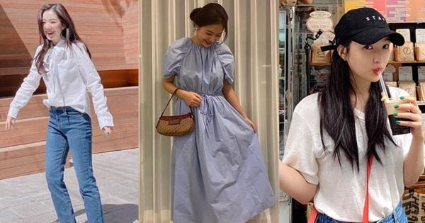 Ăn diện thời trang như Red Velvet tưởng khó mà dễ bất ngờ, chị em chỉ cần sắm 5 items ai mặc cũng đẹp này thôi