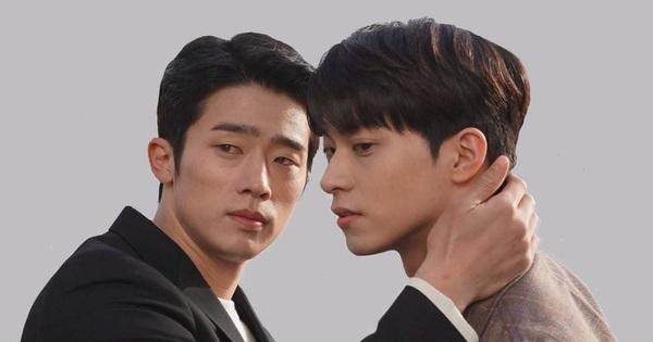 Web drama đam mỹ đầu tiên của Hàn Quốc sốt xình xịch vì cặp đôi ''cậu chủ - vệ sĩ'' quá tình tứ