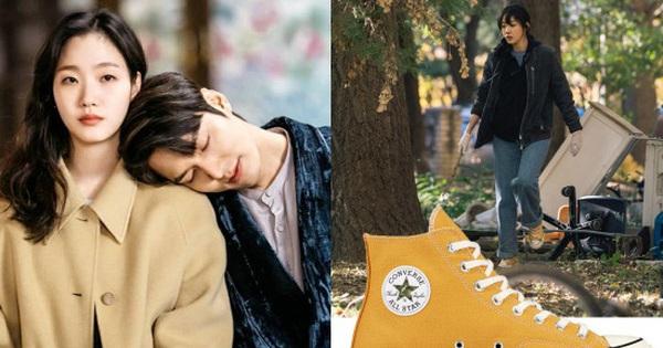 ''Quân Vương Bất Diệt'' có ''xịt'' thì dân tình vẫn mãn nhãn trước bộ sưu tập sneaker bình dân đi vào lịch sử của Kim Go Eun