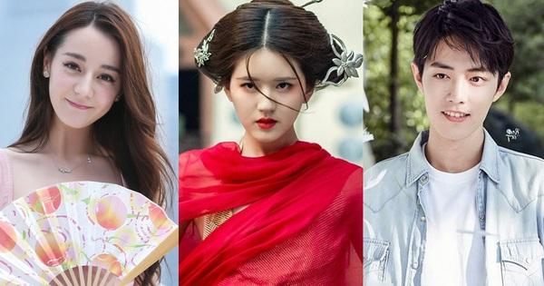 ''Thánh nữ xuyên không'' Triệu Lộ Tư vượt mặt dân anh chị, chủ xị top diễn viên hot nhất MXH Trung